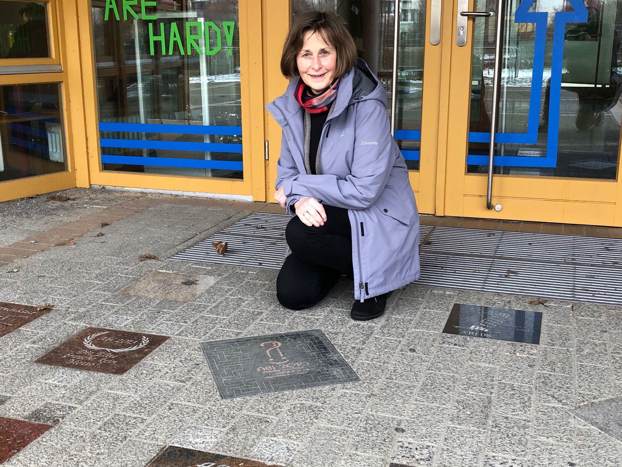 Claudia Heimen Rektorin Hedwig-Bollhagen-Gymnasium Velten von Mai 2001 bis Januar 2021 Rektorin Velten