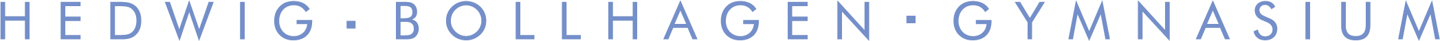 Hedwig Bollhagen Gymnasium Logo