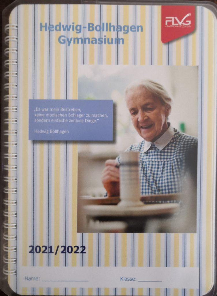Schülerkalender 2021 / 2022