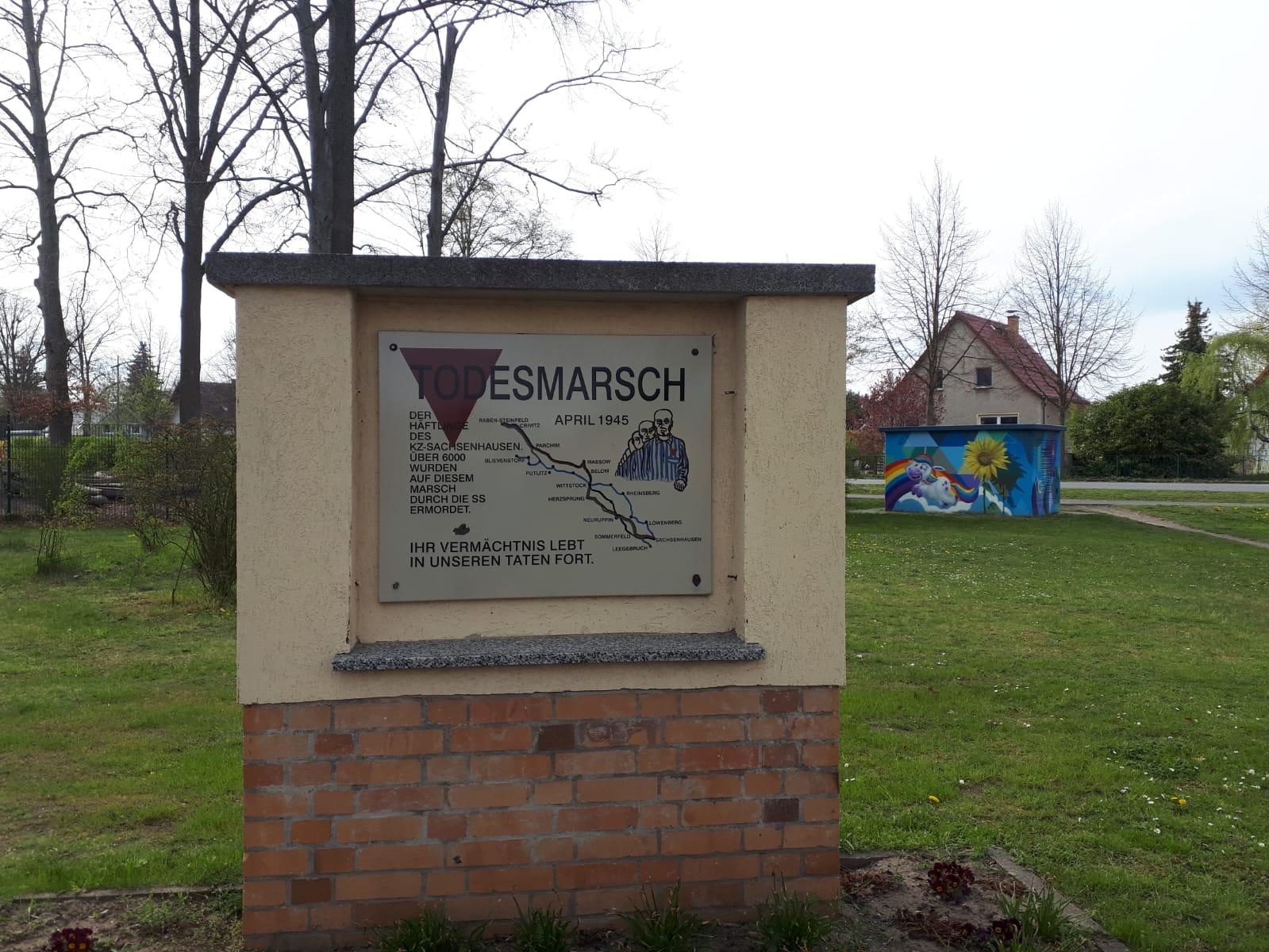 54. Sachsenhausen- Gedenklauf