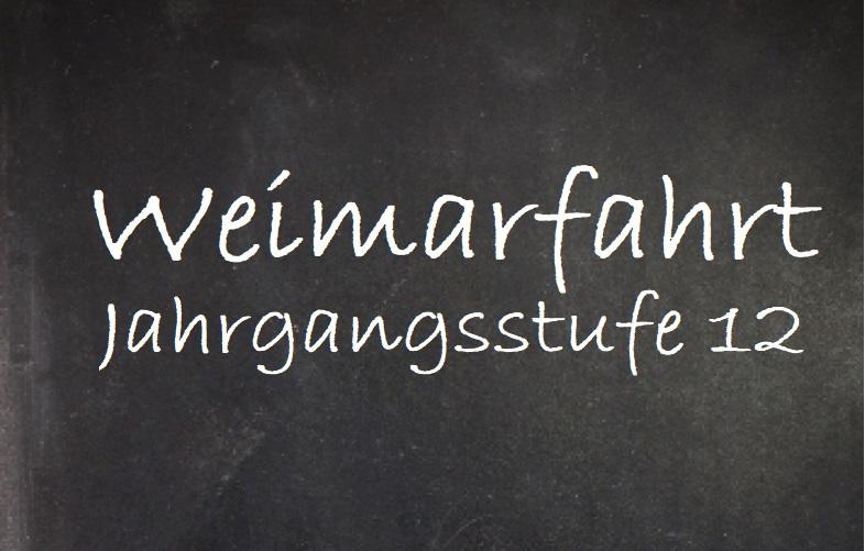 Weimarfahrt